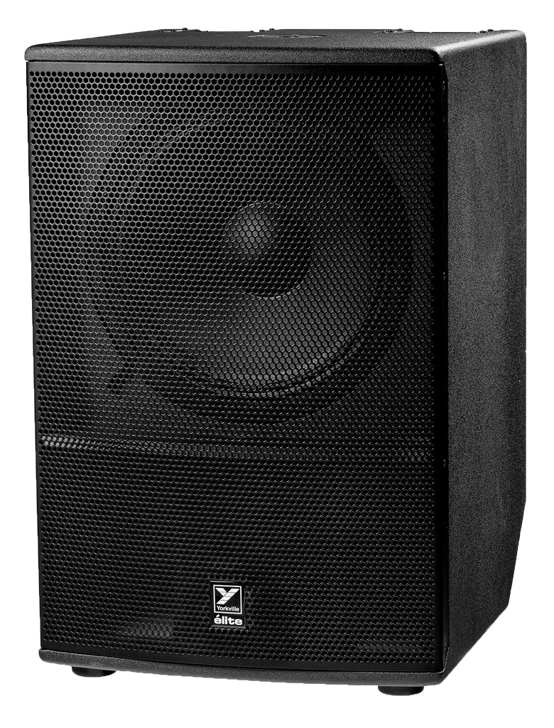 "Yorkville ES18P 18"" 1600W Powered Subwoofer"