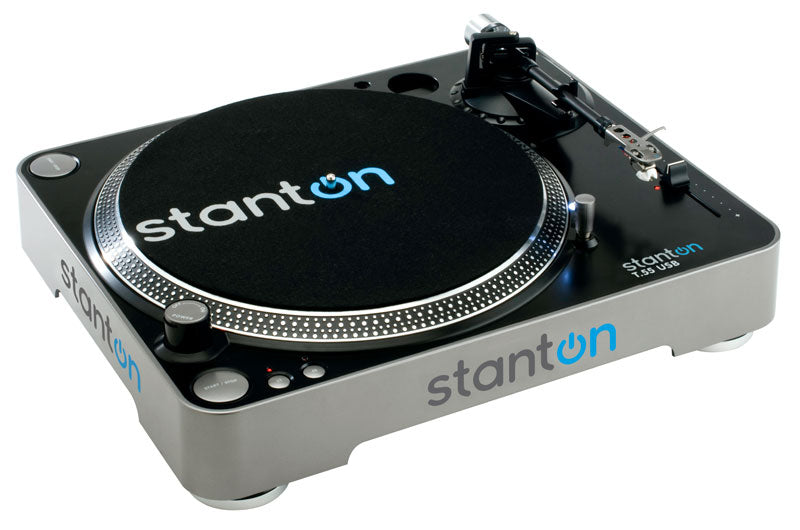 Stanton T.55 USB Belt Drive Turntable