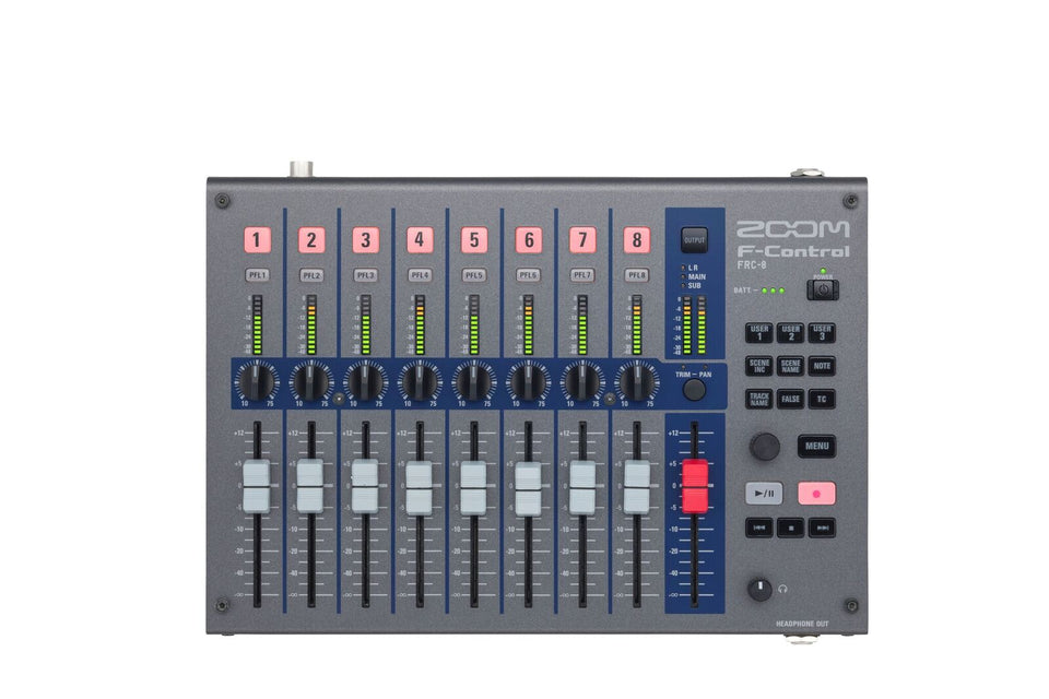 ZOOM FRC-8 F-Series Remote Controller