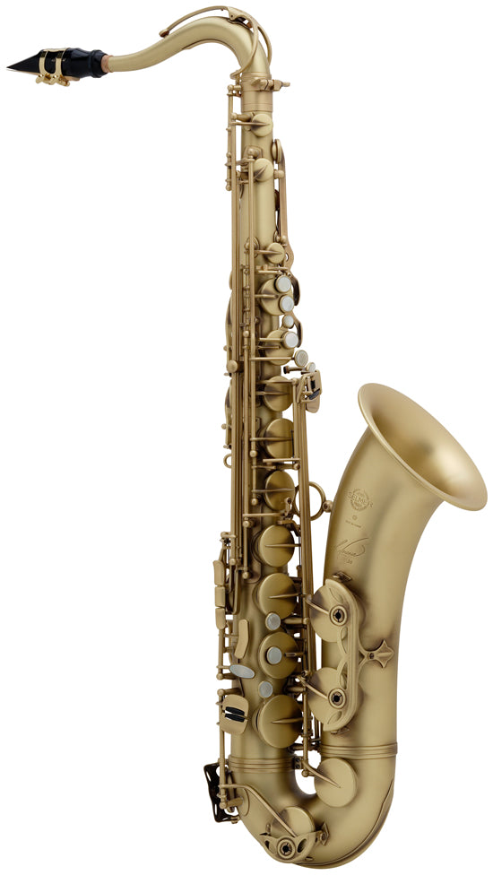 Selmer-Paris Model 84F Tenor Saxophone, Matte Finish