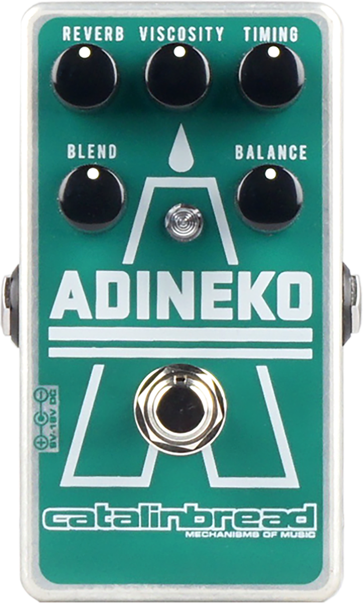 Catalinbread Adineko Oil Can Delay Effects Pedal