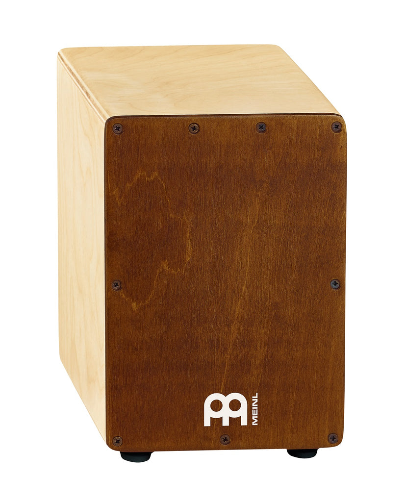 Meinl SCAJ1NT-LB Mini Cajon with Almond Birch Frontplate