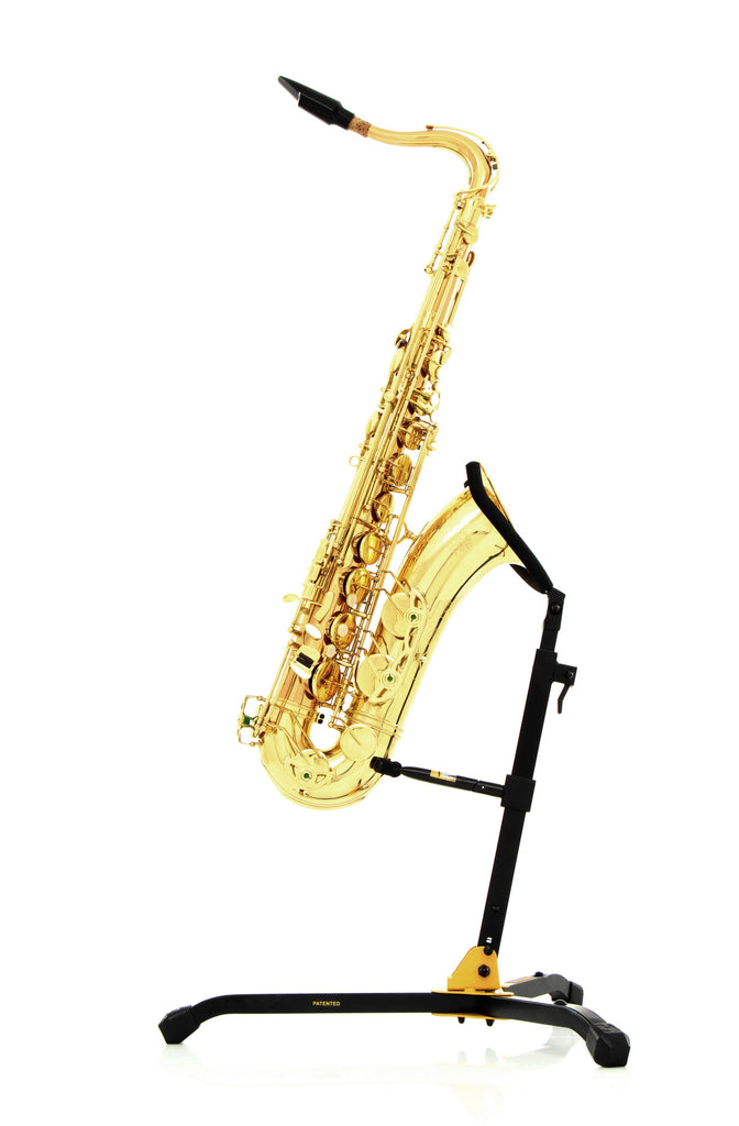 Schagerl T1-GM Gold Brass Body Lacquer Finish Tenor Sax