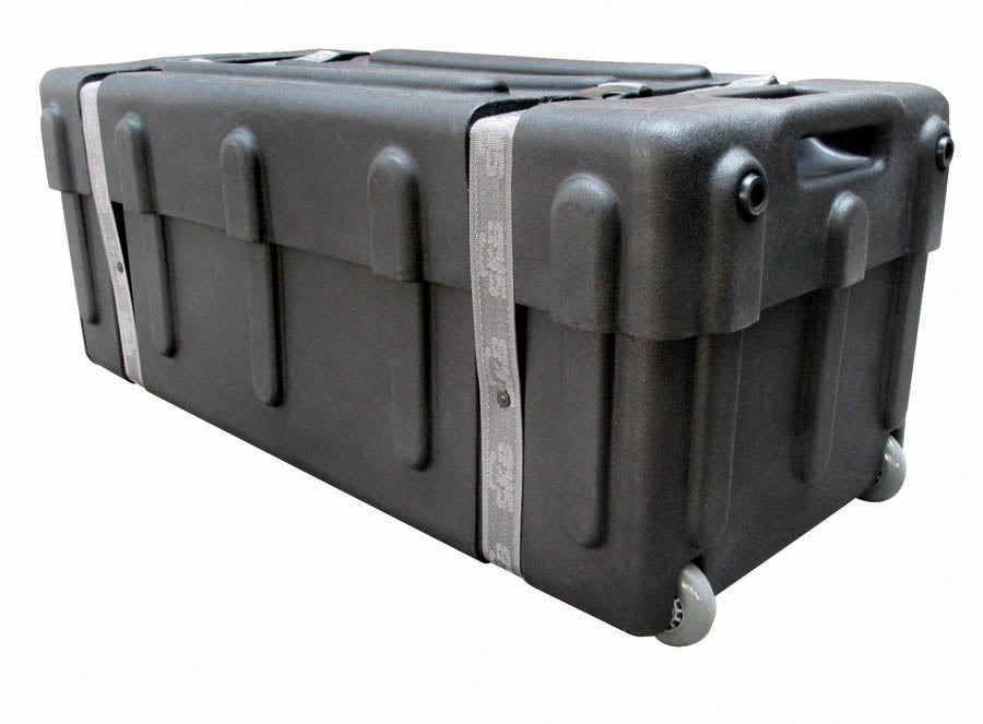 SKB DH3315W Mid-Sized Hardware Case With Wheels