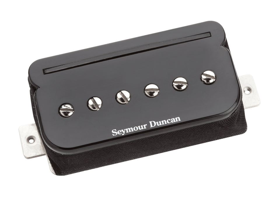 Seymour Duncan SHPR-1B P-Rails Bridge Humbucker/P90 Pickup - Black