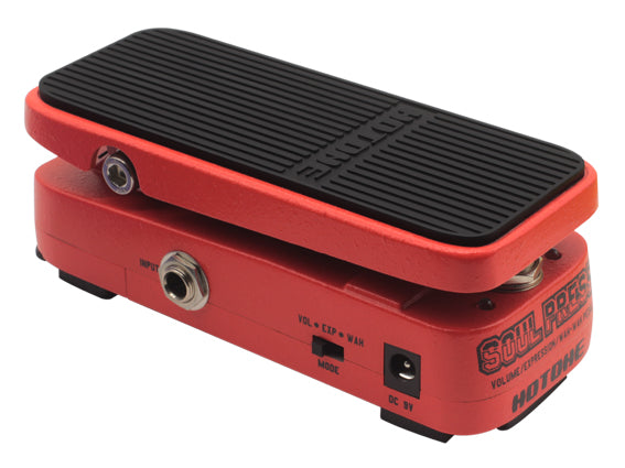 Hotone SP-10 Soul Press Volume/Expression/Wah-Wah Pedal