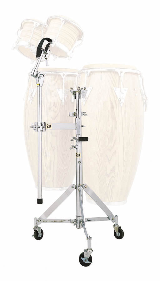 LP LP454 Double Conga Stand Bongo Bracket