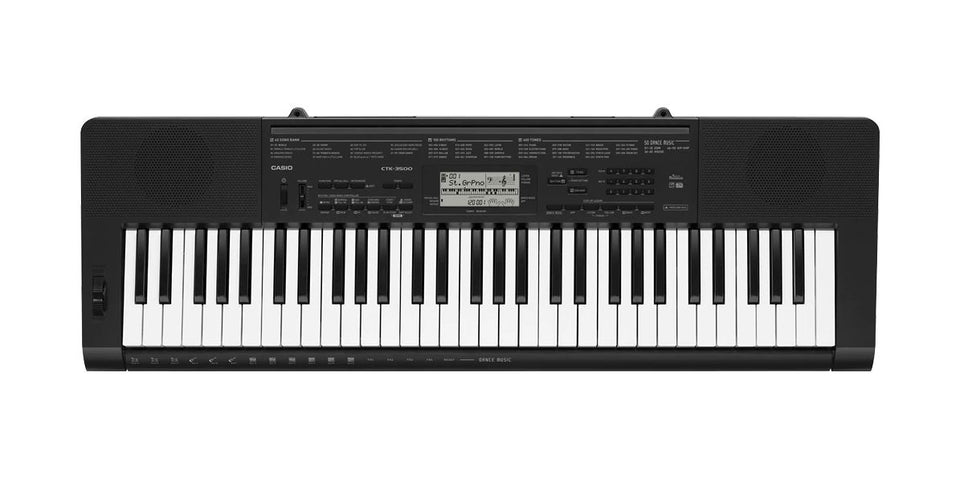Casio CTK-3500 61 Key Keyboard