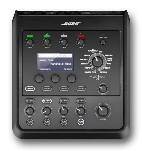 Bose T4S ToneMatch Mixer