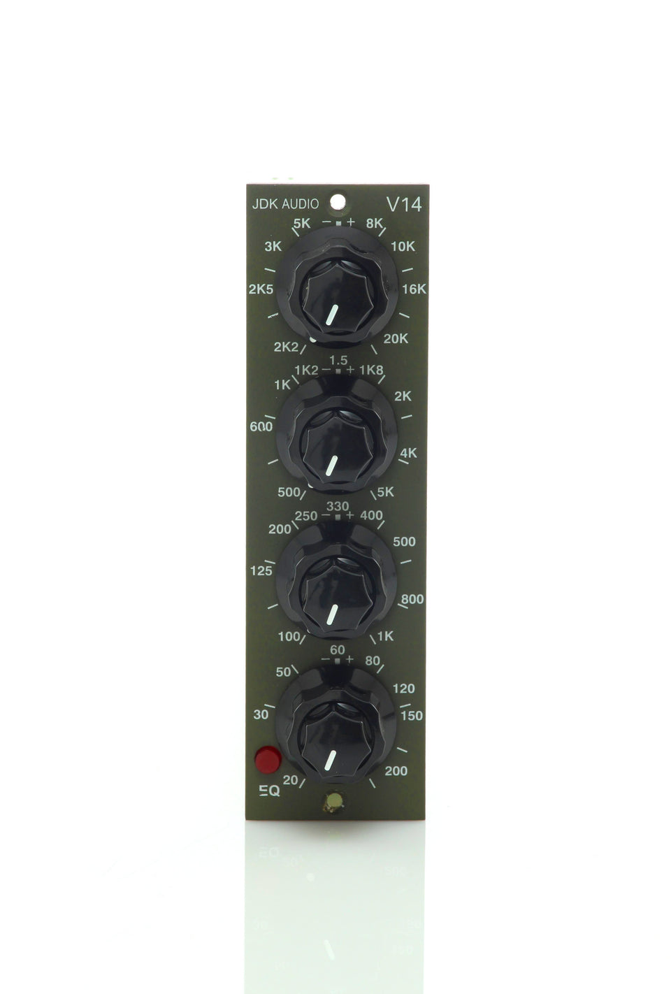 JDK Audio V14 - 4 Band VPR 500 Format Equalizer