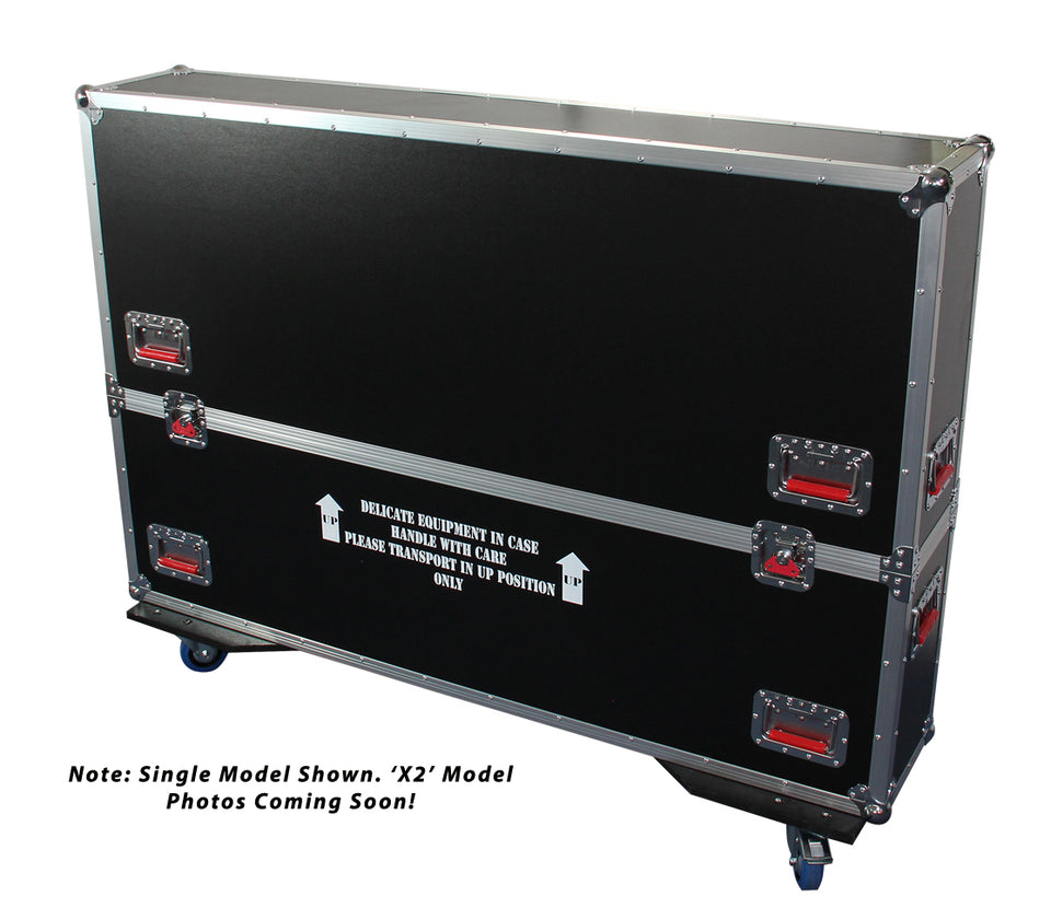 Gator G-TOURLCDV2-5055-X2 G-Tour Case