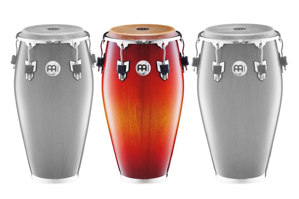 "Meinl MP1134ARF Professional Series 11 3/4"" Conga - Aztec Red Fade"