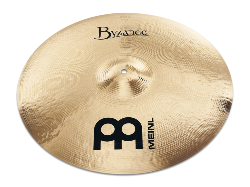 "Meinl 22"" Byzance Brilliant Heavy Ride Cymbal"