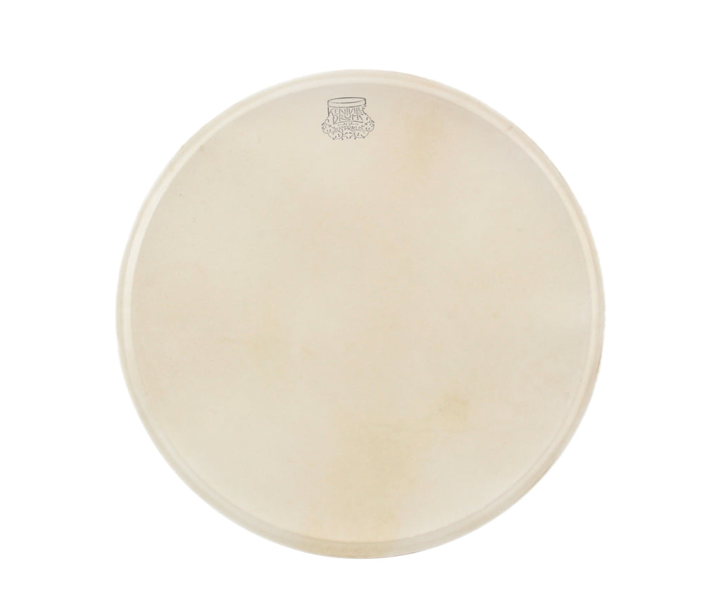 "Kentville KD-18BDH 18"" Kangaroo Hide Bass Drum Head - Heavy"