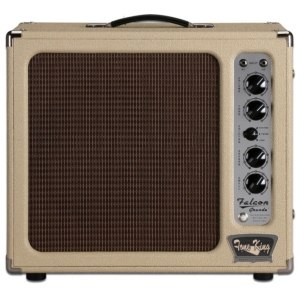 "Tone King Falcon Grande 20W 1 x 12"" Combo Amplifier"