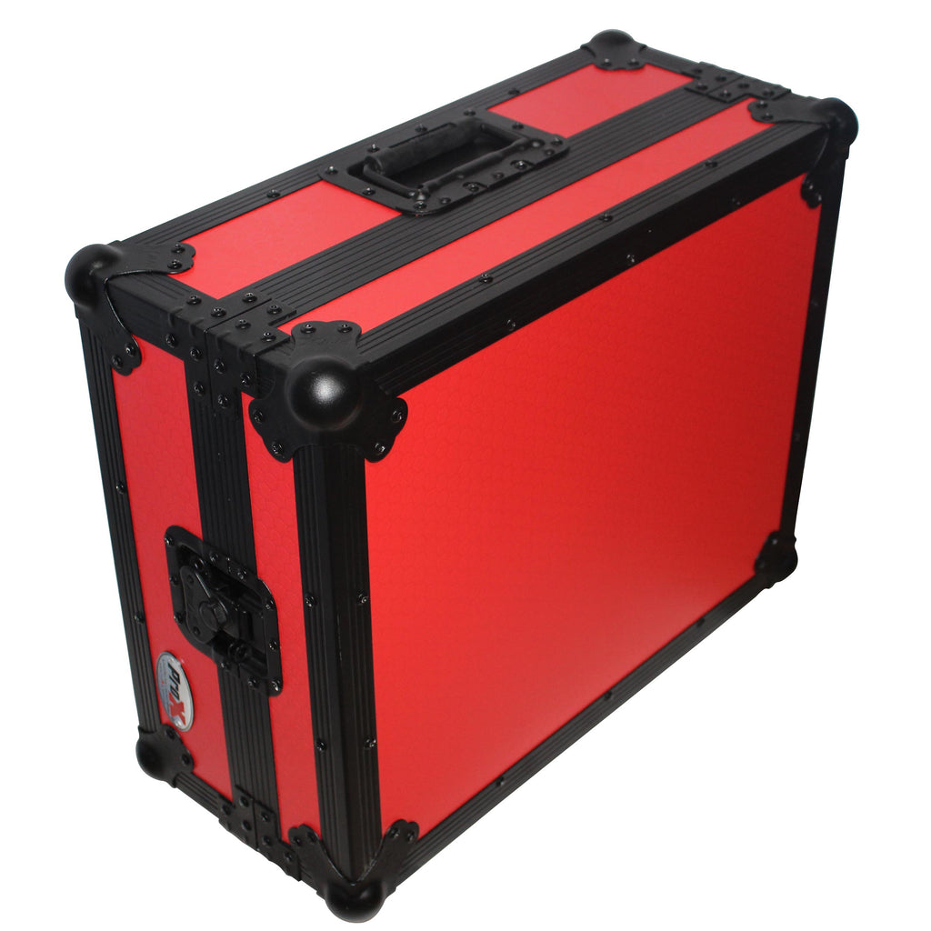 ProX T-TTRB Turntable Case - Red On Black