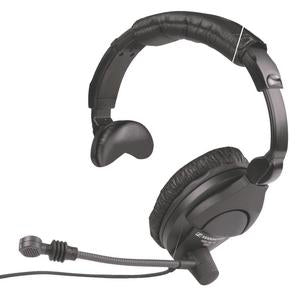 Sennheiser HMD281-13 Professional Single-Sided Headset for Film and TV Talkback (Pigtails)