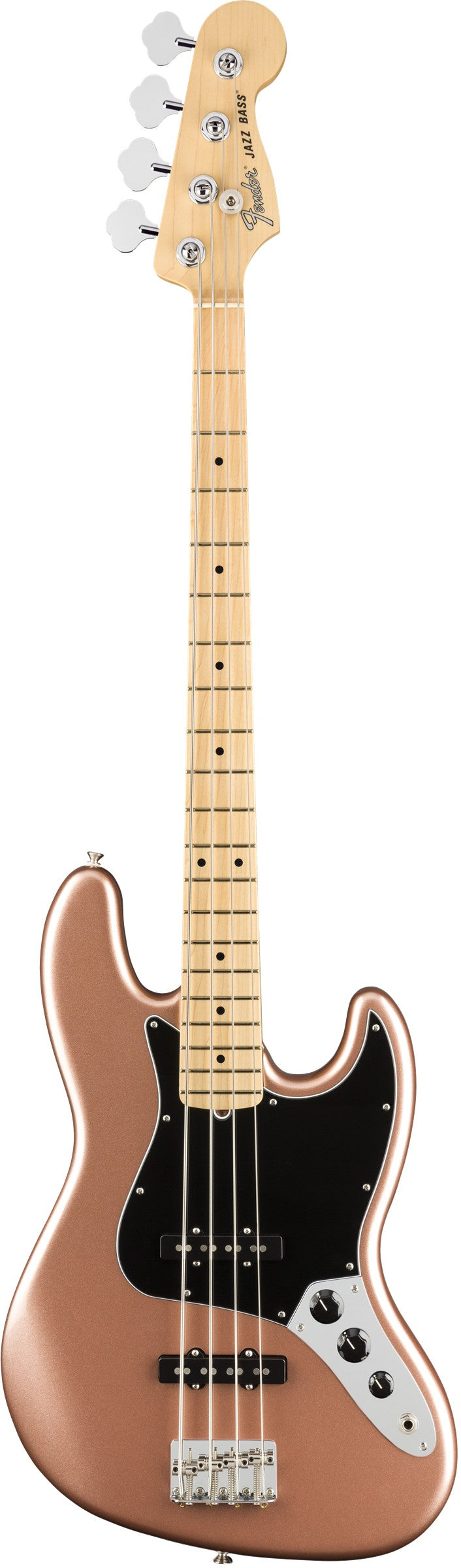 Fender American Performer Jazz Bass, Maple Fingerboard