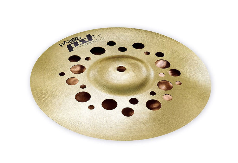 "Paiste 10"" PSTX Splash Stack - 10"" Top / 8"" Bottom"
