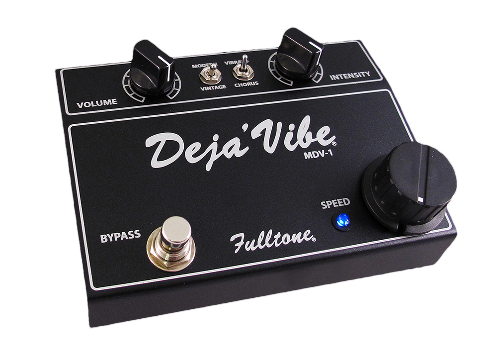 Fulltone Mini DejáVibe Guitar Effects Pedal