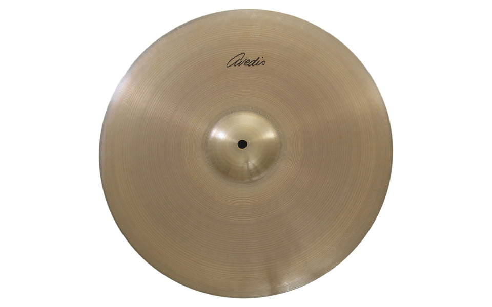 "Zildjian 16"" Avedis Hi-Hat Bottom Cymbal"