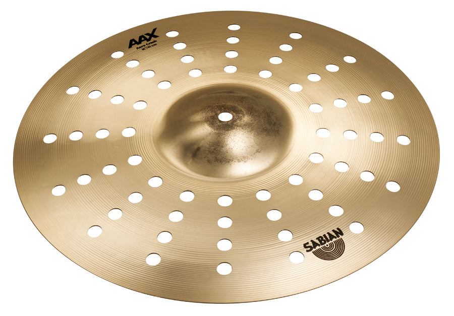 Sabian AAX Aero Crash Cymbal Brilliant