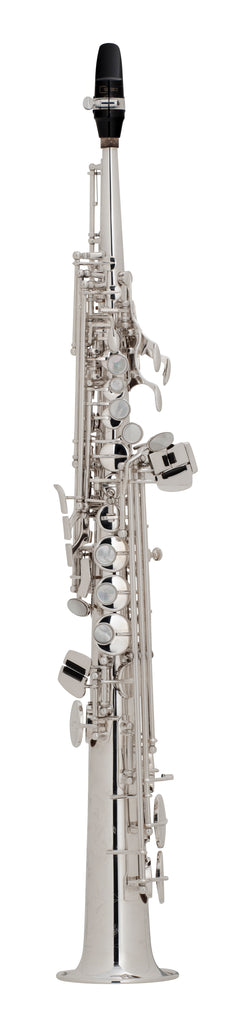 Selmer Super Action 80 Series II Soprano Saxophone - Silver Plate