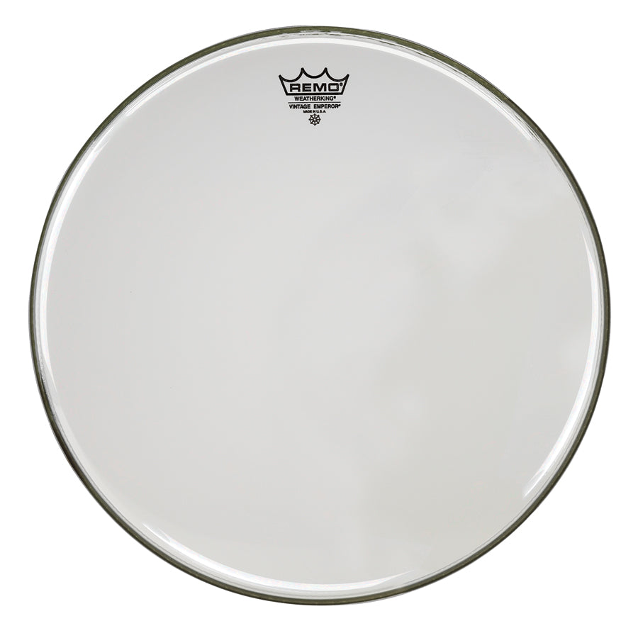 Remo Emperor Vintage Clear Drum Heads