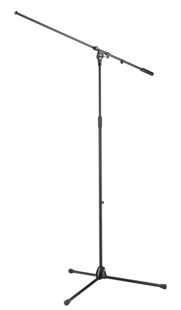 K&M 21021 Overhead Microphone Boom Stand