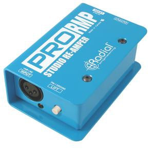 Radial Engineering ProRMP Re-Amping Box