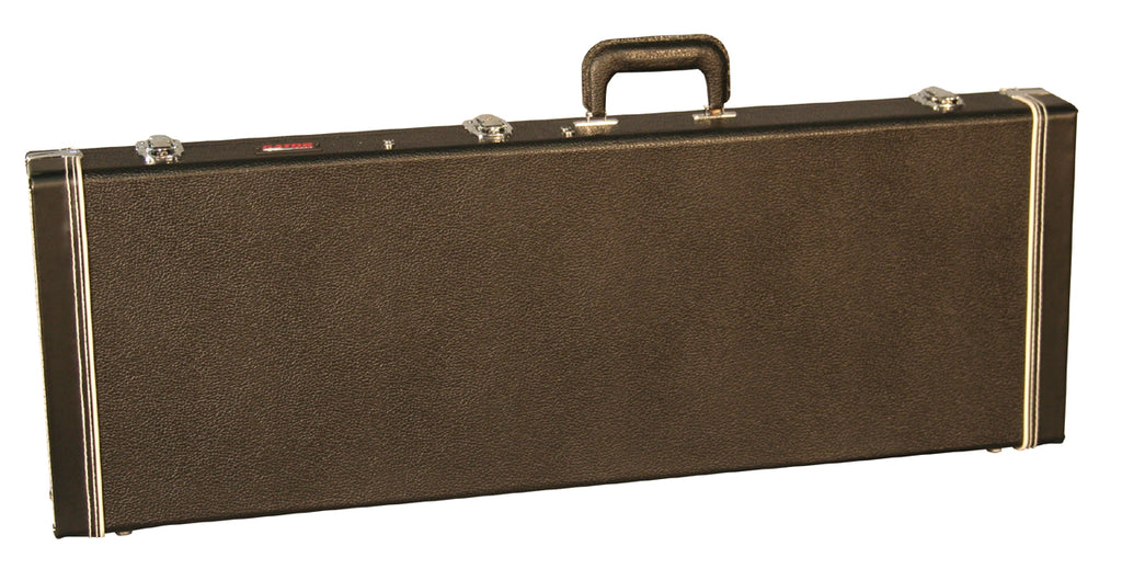 Gator Cases GW-ELECTRIC Deluxe Wood Case For Electric Guitars