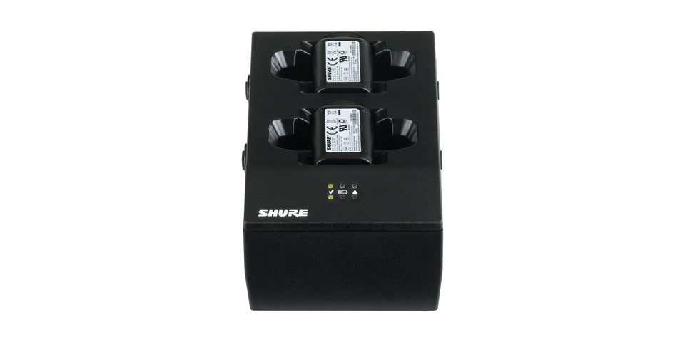 Shure SBC200-US Dual Docking Charger with PS45US Power Supply