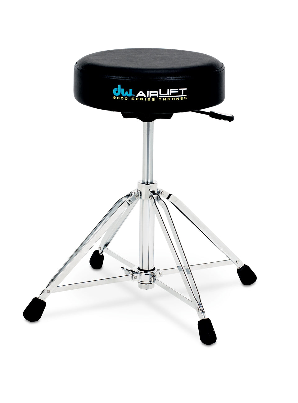 Drum Workshop DWCP9100AL Air Lift Throne, Round Top