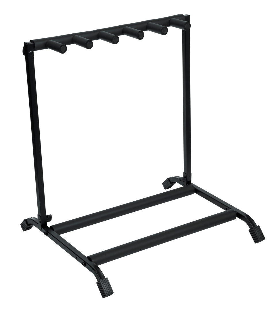 Rok-It 5X Collapsible Electric / Acoustic Guitar Rack