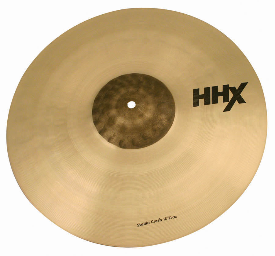 "Sabian 18"" HHX Studio Crash Cymbal"