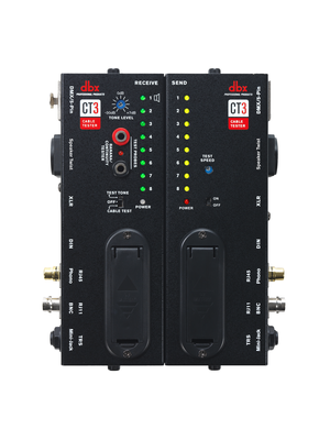 DBX CT-3 Advanced Cable Tester