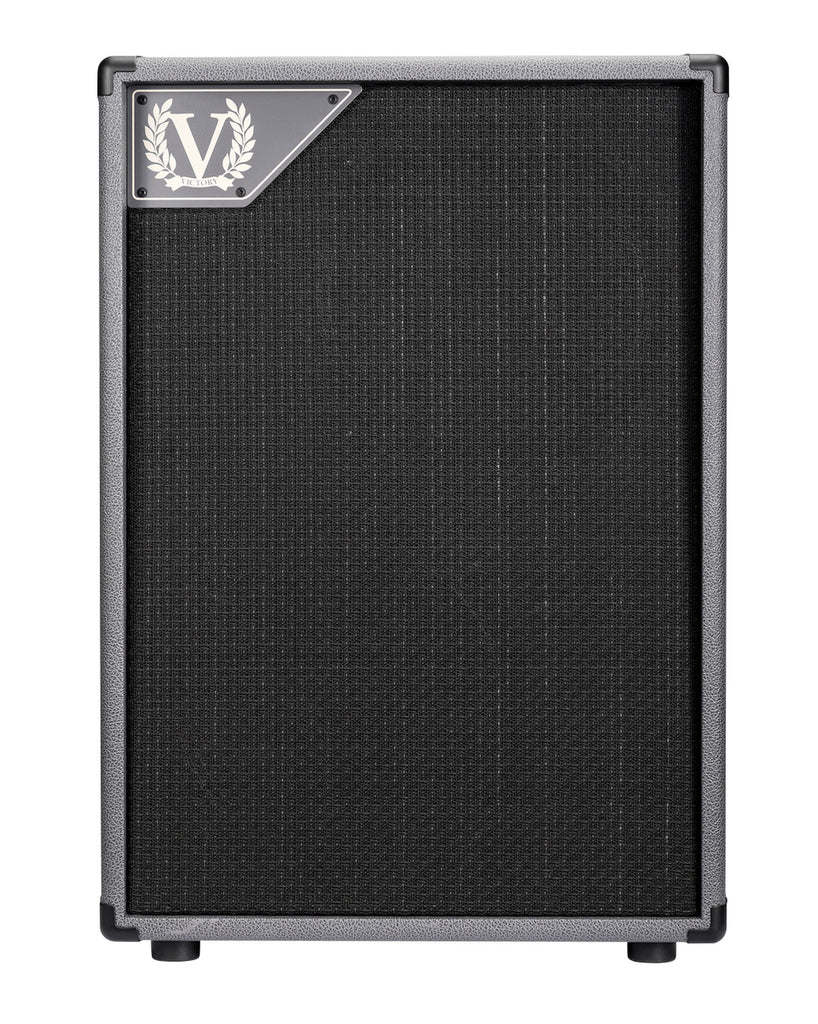 "Victory Amps V212-VG 2x12"" Compact Vertical Extension Speaker Cabinet"