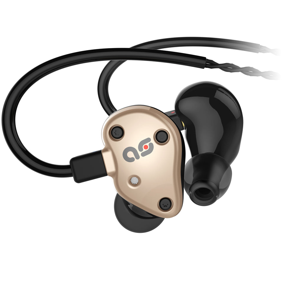 Aurisonics Harmony In-Ear Headphones