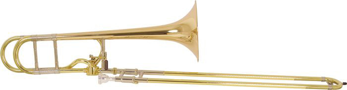 Bach 42A Stradivarius Professional Model Tenor Trombone Outfit
