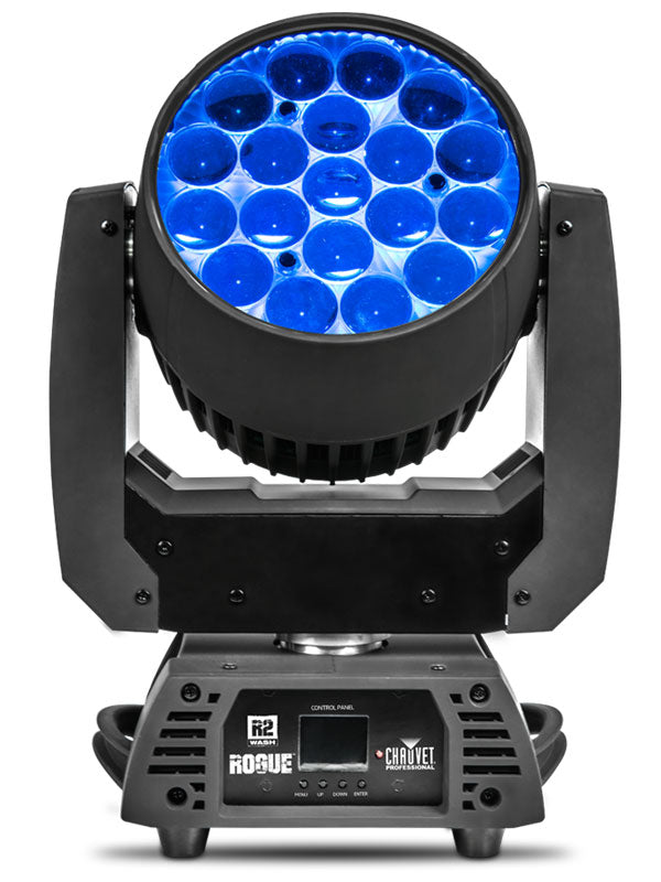 CHAUVET Professional Rogue R2 Wash LED Moving Wash Fixture
