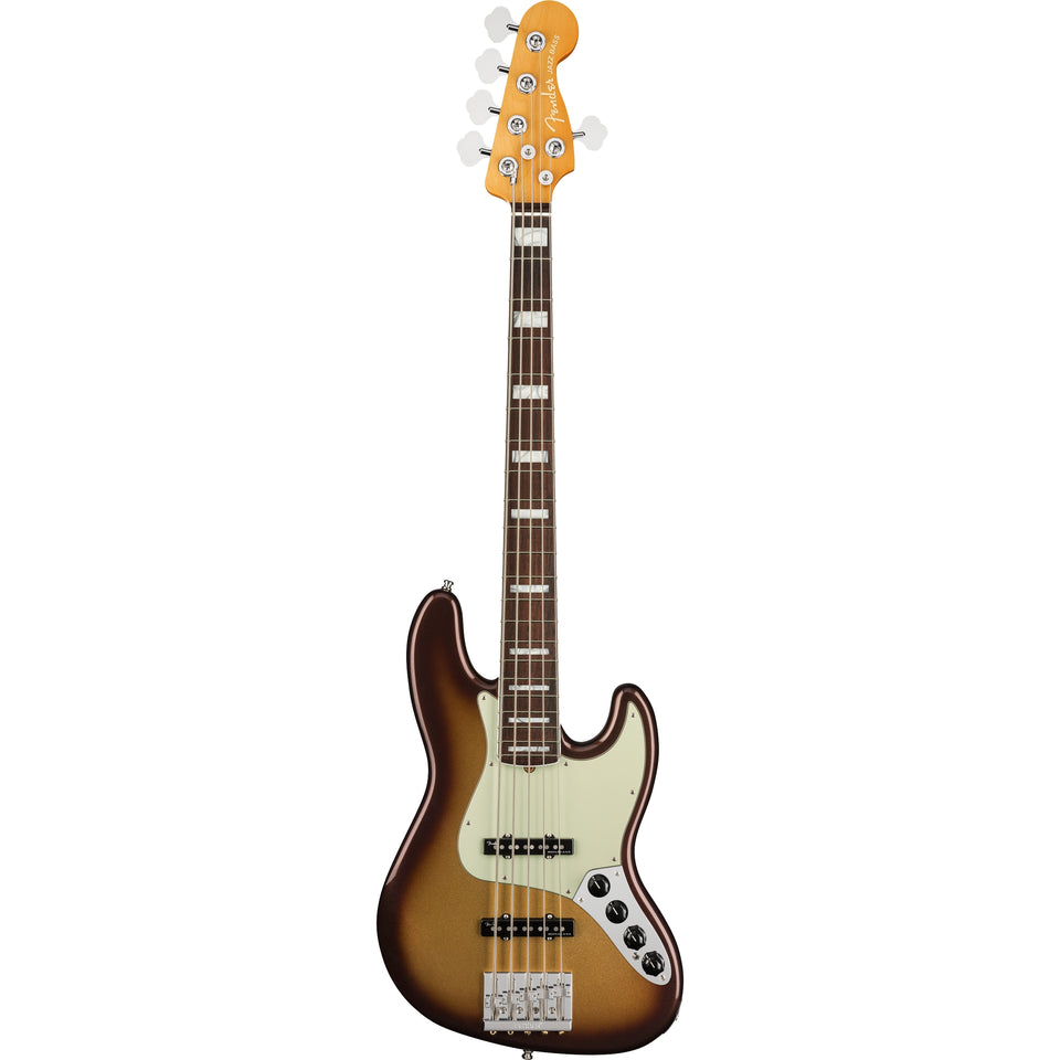 Fender American Ultra Jazz Bass V 5-String Electric Bass