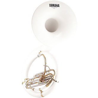 Yamaha YSH-301WC Fiberglass Sousaphone, With Case