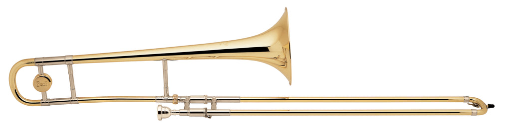 Bach 12 Stradivarius Series Professional Model Tenor Trombone Outfit
