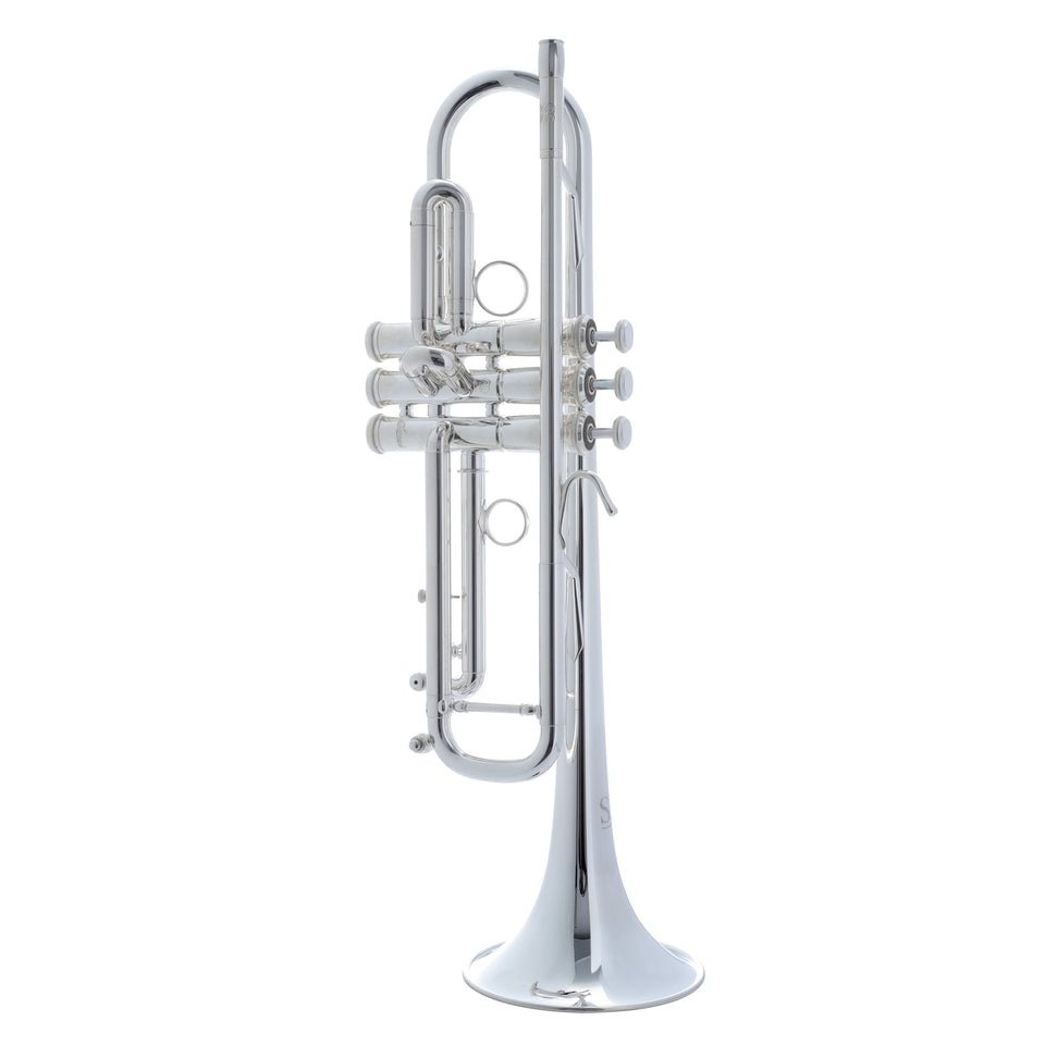 Stomvi S3 Big Bell Silver Plated Bb Trumpet