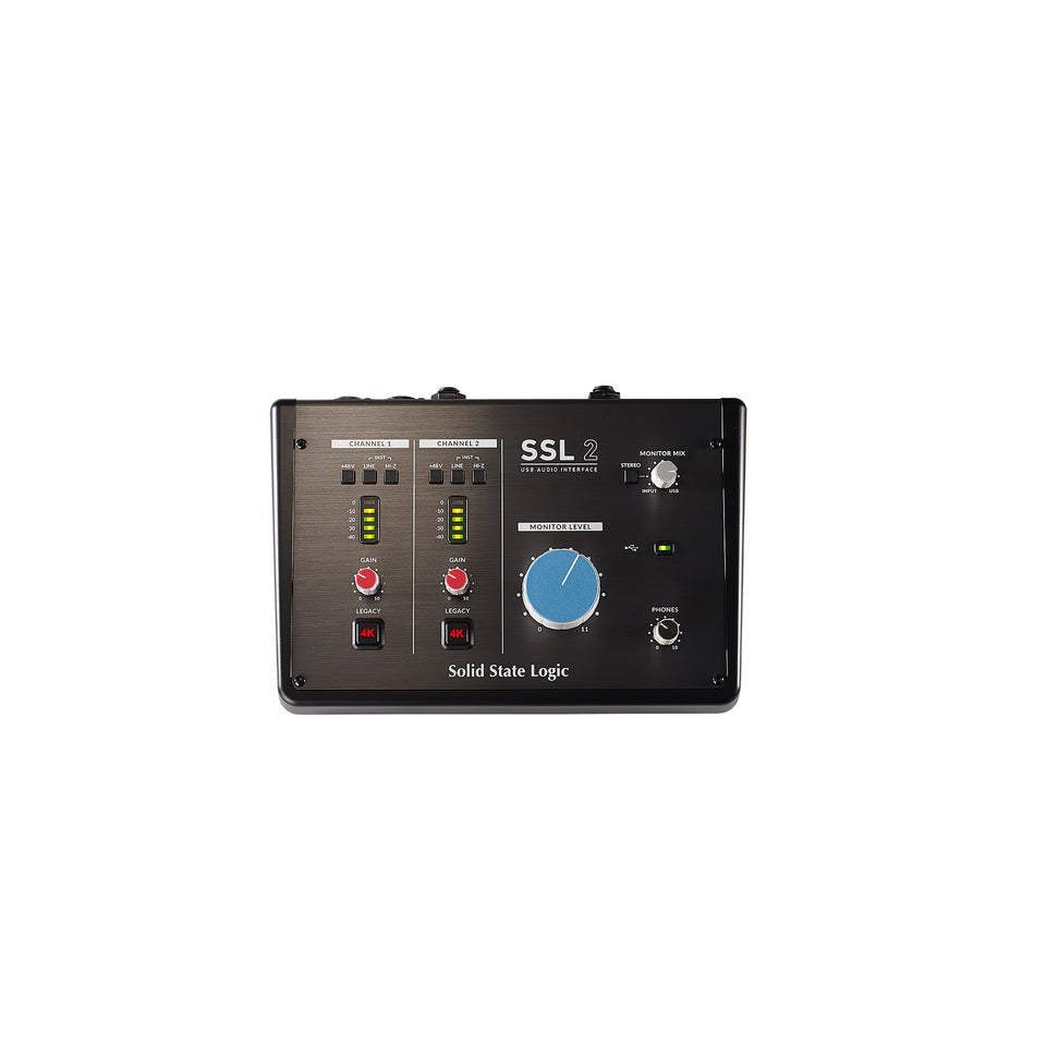 Solid State Logic SSL 2 USB Audio Interface