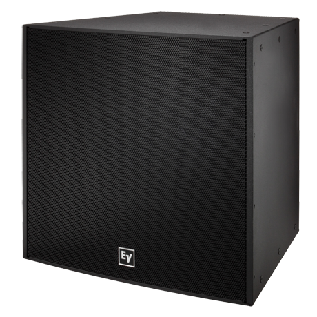 Electro Voice EVH-1152D Two-Way 40° X 30° Coaxial Horn-Loaded Full-Range Loudspeaker - Black EVCoat