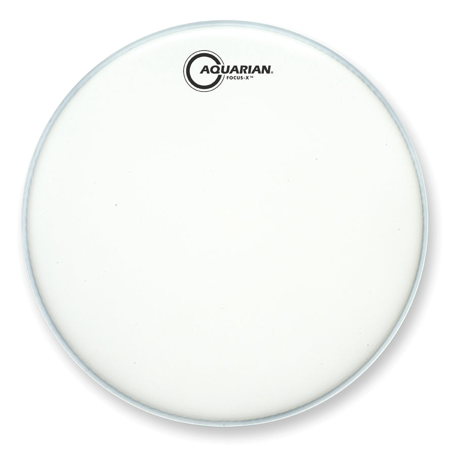 "Aquarian 14"" Texture Coated Focus-X Drum Head"