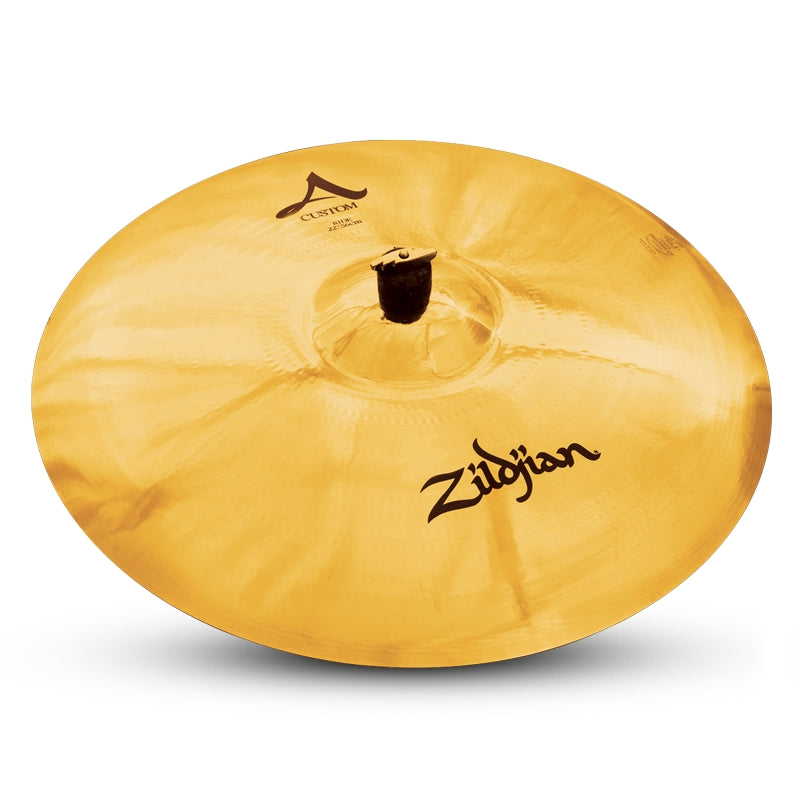 "Zildjian 22"" A CUSTOM Ride Cymbal"