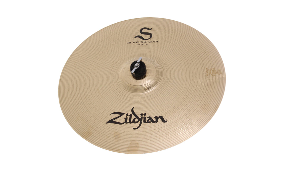 Zildjian S Medium Thin Crash Cymbal