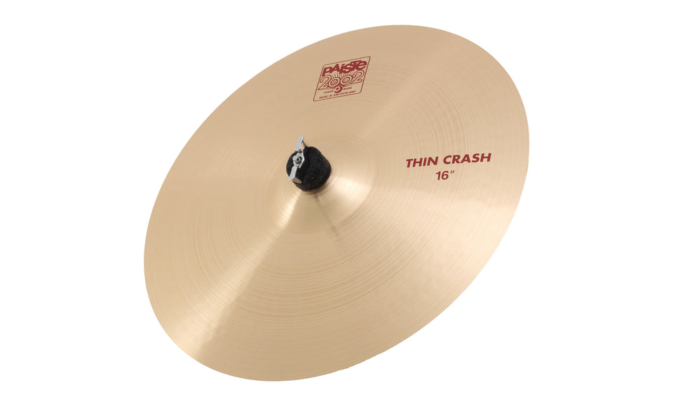 Paiste 2002 Thin Crash Cymbal